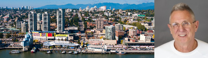 Casey Cook, New Westminster, BC, Canada